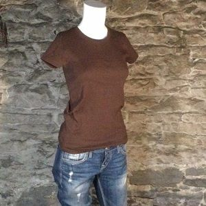 Brown t shirt from Gap